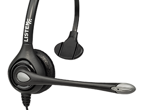 headset microphone