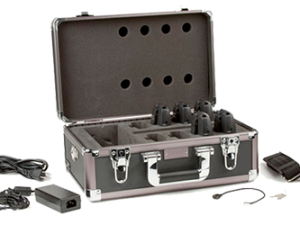 receivers and carry case