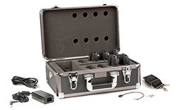 receivers in carry case