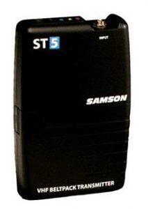 Samson beltpack transmitter