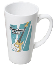 fearsome foursome collector's mug - precision bass