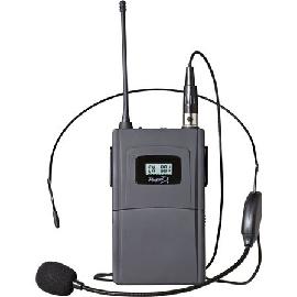 Fender wireless headset microphone