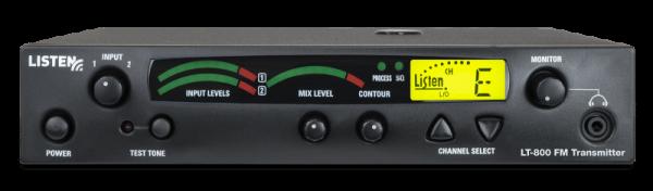 LS-53-072 iDSP Prime Level I Stationary RF System Transmitter