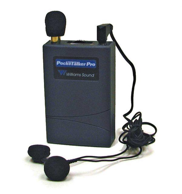 PKT PRO1 PockeTalker Pro System with EAR 014