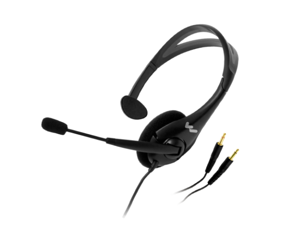 Williams AV DLT 300 Digi-Wave 2-Way Transceiver Headset