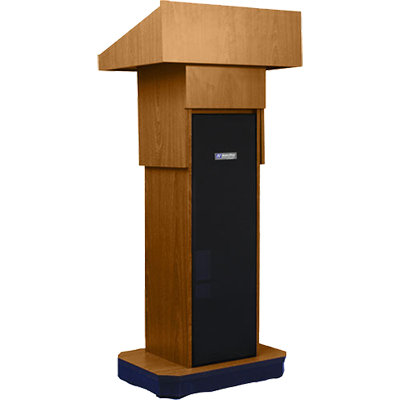 Lecterns and Podiums by Amplivox