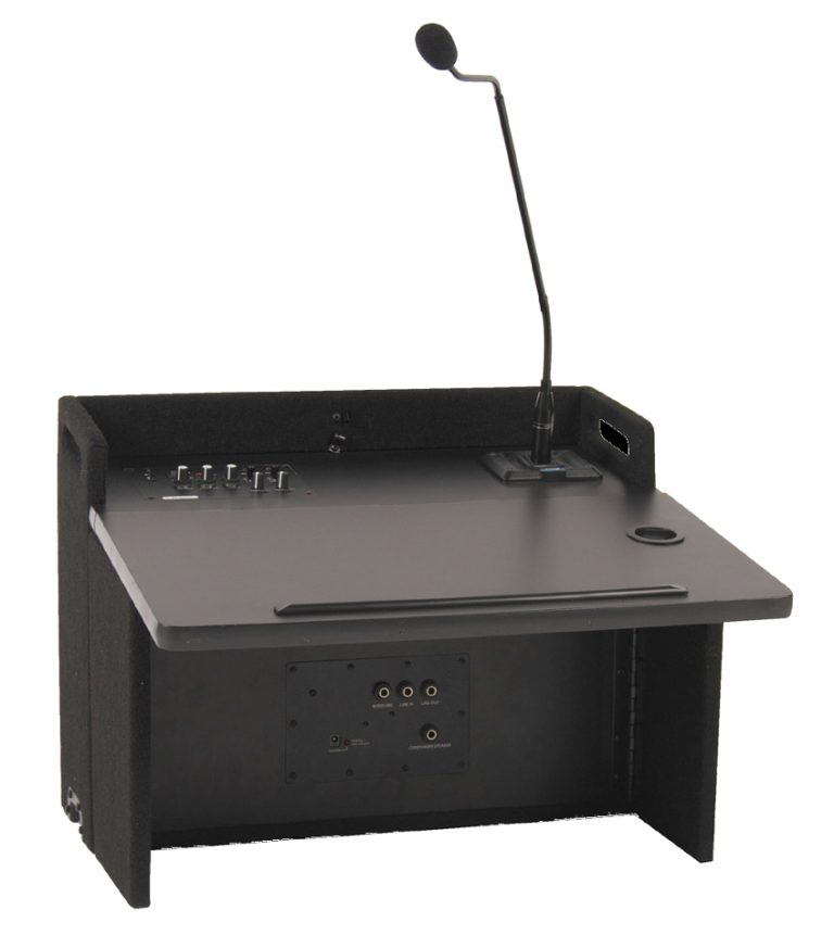 Anchor Tabletop Podium