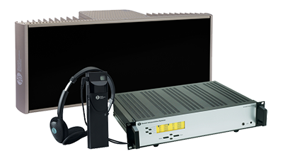 Digital Infrared Audio Distribution System