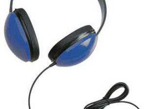 Califone 2800 Listening First Stereo Headphones in Blue