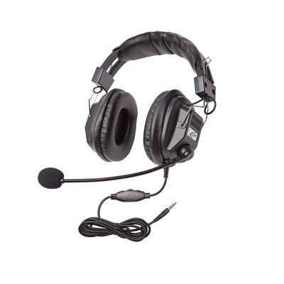 Califone 3068MT Switchable Stereo Headset
