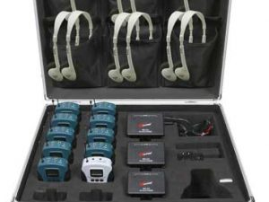 Califone WX-AL10 10-Person Assistive Listening System